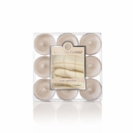 Cozy Cashmere 9-Pack Tealights Colonial Candle | 9-Pack Tealight Colonial Candle