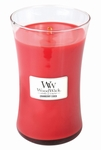 Cranberry Cider WoodWick Candle 22 oz. | Jar Candles - Woodwick Fall & Winter 2015