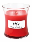CLOSEOUT - Cranberry Cider WoodWick Candle 3.4 oz. | Discontinued & Seasonal WoodWick Items!
