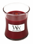 CLOSEOUT-Cranberry WoodWick Candle 3.4oz. | Discontinued & Seasonal WoodWick Items!