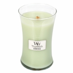 Cucumber Melon WoodWick Candle 22 oz. | WoodWick Spring & Summer Clearance