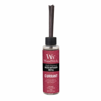 Currant WoodWick 4 oz. Reed Diffuser REFILL
