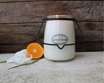 NEW! - Dancing in the Rain 22 oz. Butter Jar Candle by Milkhouse Candle Creamery | 22 oz. Butter Jar Candles by Milkhouse Candle Creamery