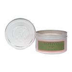 Deep Clover Aromatic Travel Tin Votivo Candle | Aromatic Collection Travel Tin Votivo Candle