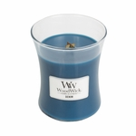 Denim WoodWick Candle 10 oz. | WoodWick Candles 10 oz. Medium Jars