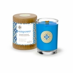 Empower (Lavandin & Patchouli) Seeking Balance 6.5 oz. Candle by Root | Seeking Balance Spa Candles by Root