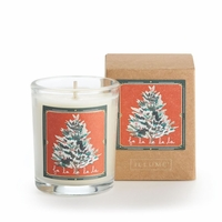 CLOSEOUT - Fa La La La La Glad Tidings Votive by Illume Candle