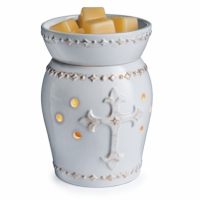 NEW! - Faith Illumination Fragrance Warmer