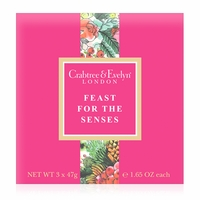 CLOSEOUT - Festive Candle Assortment  - Holiday Collection by Crabtree & Evelyn