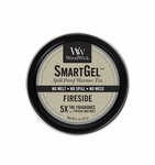 CLOSEOUT - Fireside Smart Gel Spill-Proof Warmer Tin by WoodWick Candle | Discontinued & Seasonal WoodWick Items!