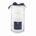 CLOSEOUT - Floating Candles 4-Pack Gift Set | Colonial Candle Closeouts