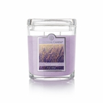 NEW! - French Lavender 8 oz. Oval Jar Colonial Candle | 8 oz. Oval Jar Colonial Candle