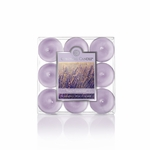 French Lavender 9-Pack Tealights Colonial Candle | 9-Pack Tealight Colonial Candle