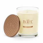 French Vanilla Hive Glass Candle by Root | Hive Glass Candles by Root