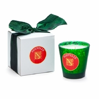 NEW! - Fresh Cut Fir Holiday Small Glass 4 oz. Nouvelle Candle