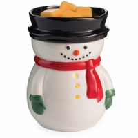 NEW! - Frosty Illumination Fragrance Warmer