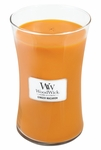 Ginger Macaron WoodWick Candle 22 oz. | Woodwick Candles 22 oz. Large Jars