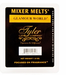 Glamour World Tyler Mixer Melt | Wax Mixer Melts by Tyler Candle Company