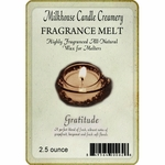 Gratitude Fragrance Melt by Milkhouse Candle Creamery | Fragrance Melts by Milkhouse Candle Creamery