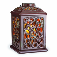 Hathaway Ceramic Candle Warmer  Lantern