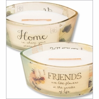 NEW - HearthWick Inspirational Collection Candles