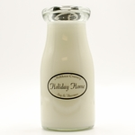 Holiday Home 8 oz. Milkbottle Candle by Milkhouse Candle Creamery | 8 oz. Milkbottle Candles by Milkhouse Candle Creamery