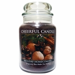 NEW! - Holiday Homecoming 24 oz. Cheerful Candle by A Cheerful Giver | New Releases by A Cheerful Giver