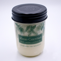 CLOSEOUT - Home for the Holidays 12 oz. Swan Creek Christmas Traditions Jar Candle