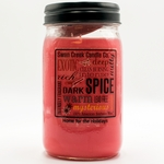 NEW! - Home for the Holidays 24 oz. Swan Creek Kitchen Pantry Jar Candle | 24 oz. Swan Creek Kitchen Pantry Jar Candles