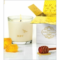 NEW! - Honey Blends 13 oz Glass Candle with Gift Box