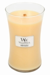 Honeysuckle WoodWick Candle 22 oz. | Woodwick Candles 22 oz. Large Jars
