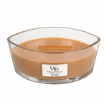 Hot Toddy WoodWick Candle 16 oz. HearthWick Flame   WoodWick Fall & Holiday 2018