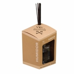 CLOSEOUT-Humidor WoodWick Reserve Collection Reed Diffuser | Discontinued & Seasonal WoodWick Items!