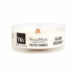 Island Coconut Petite WoodWick Candle | WoodWick Petite Candles