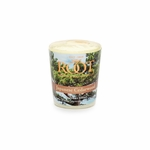 Japanese Cedarwood 20-Hour Beeswax Blend Votive Candle by Root | 20-Hour Votives by Root