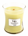 Jasmine WoodWick Candle 10 oz. | WoodWick Candles 10 oz. Medium Jars