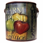 Juicy Apple 20 oz. Farm Fresh Collection Candle by A Cheerful Giver | Farm Fresh Collection by A Cheerful Giver