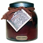 Juicy Apple 34 oz. Papa Jar Keeper's of the Light Candle by A Cheerful Giver | Keeper's of the Light 34 oz. Papa Jar Candles by A Cheerful Giver
