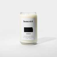CLOSEOUT - Kansas 13.75 oz. Jar Candle by Homesick