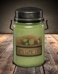 CLOSEOUT - Key Lime Pie 26 oz. McCall's Classic Jar Candle | McCall's Candles Closeouts
