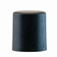 Large Snuff Cap - Black by La Tee Da