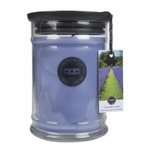 NEW! - Lavender Lane Large Jar Candle - Bridgewater | Large Bridgewater Jar Candle