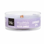 Lavender Spa Petite WoodWick Candle | WoodWick Petite Candles