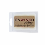 CLOSEOUT - Lavender Vanilla Wickless Unwined Scented Wax Blocks   Wickless Unwined Scented Wax Blocks