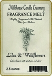 Lilac & Wildflowers Fragrance Melt by Milkhouse Candle Creamery | Fragrance Melts by Milkhouse Candle Creamery