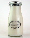 Limoncello 8 oz. Milkbottle Candle by Milkhouse Candle Creamery | 8 oz. Milkbottle Candles by Milkhouse Candle Creamery
