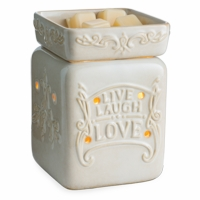 NEW! - Live Well Illumination Fragrance Warmer