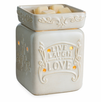 Live Well Illumination Fragrance Warmer