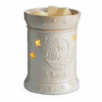 NEW! - Love You to the Moon Illumination Fragrance Warmer
