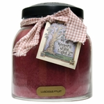 CLOSEOUT - Luscious Fruit 34 oz. Papa Jar Keeper's of the Light Candle by A Cheerful Giver | Keeper's of the Light 34 oz. Papa Jar Candles by A Cheerful Giver